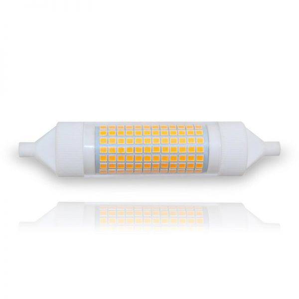 LED Stablampe LEDmaxx R7s Slim Line plus Halogenersatz, 22W, 6500 K, 118 mm