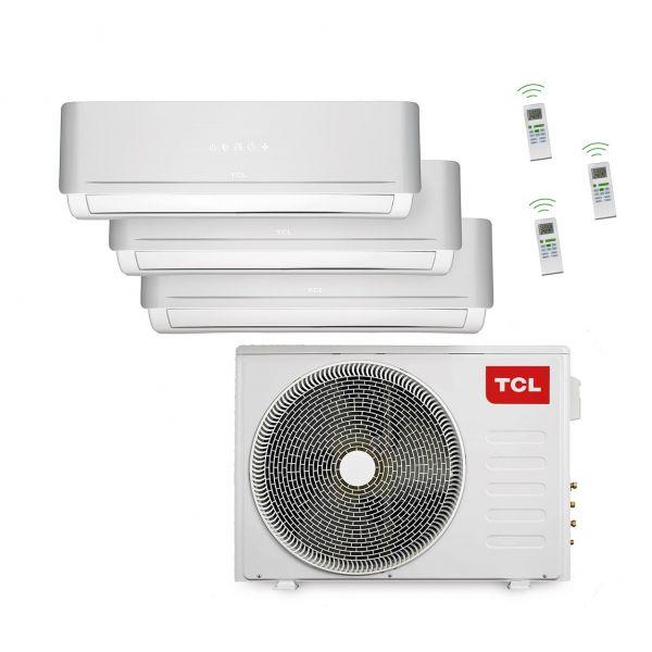 Trio Split-Klimaanlage 27.000 BTU A++/A+, ohne Quick Connection