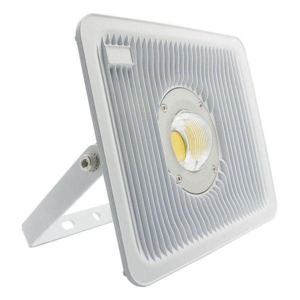 LED Fluter LEDmaxx 80W, 3000K warmweiß, IP65