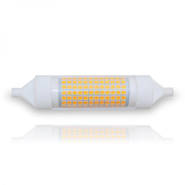 LED Stablampe LEDmaxx R7s Slim Line plus Halogenersatz, 22W, 2700 K, 118 mm