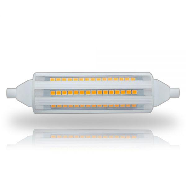 LED Stablampe LEDmaxx R7s Plus Line, 17 W, 1750 lm, 3000 K, 118 mm