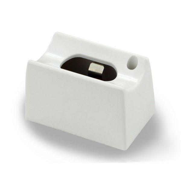 Fassung für Linienlampe LEDmaxx 1 Sockel S14d, weiß