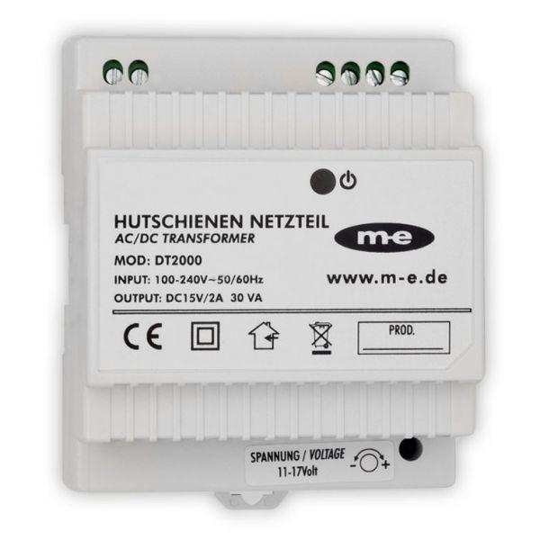 Hutschienen-Netzteil DT 2000, für AD/VD Serie