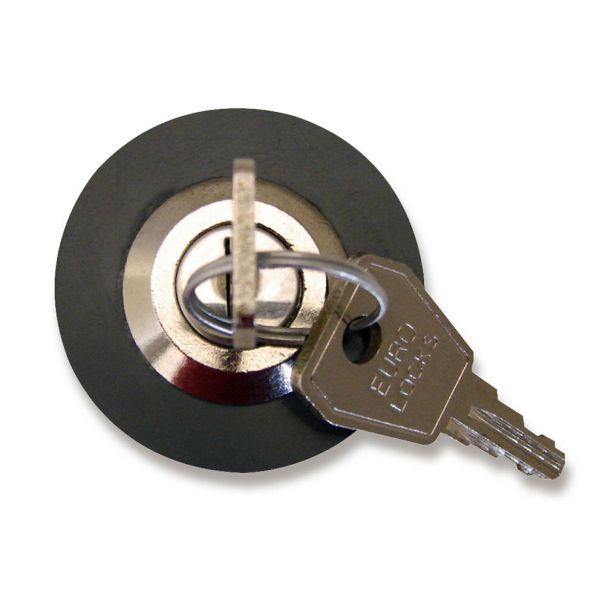 Steckdosenschloss mit 2 Schlüsseln, Schloss-Nr. 806